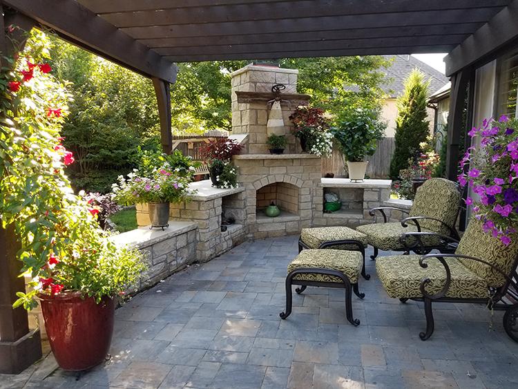 Puratron Fireplace Insert Part - 16: Outdoor Fireplace Tulsa Part - 35: Patio, Pergola U0026 Outdoor Fireplace    Tulsa