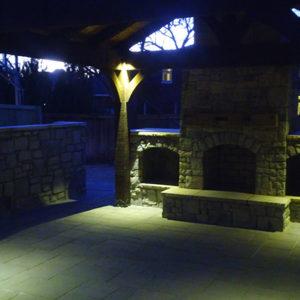 Belgard Paver Pavilion Tulsa
