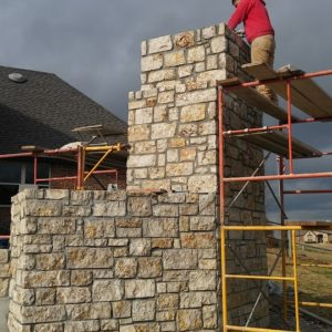 Broken Arrow Fireplace Stone Company