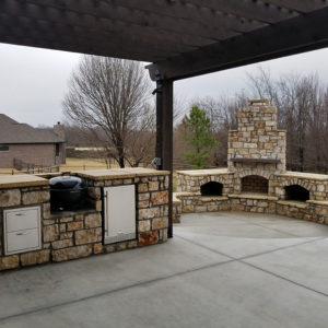 Broken Arrow Outdoor Kitchens