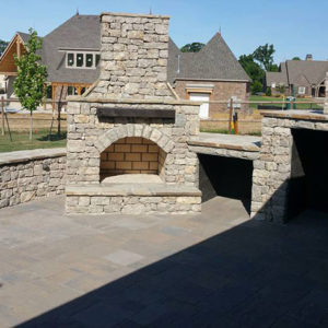 Outdoor Living & Fireplace Contractor