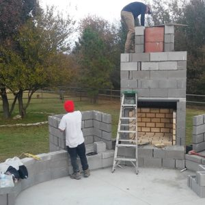 Outdoor Patio Construction in Tulsa