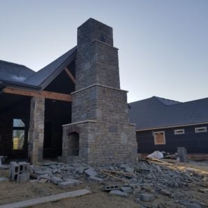 Outdoor Fireplace & Outdoor Kitchen Builders in Tulsa