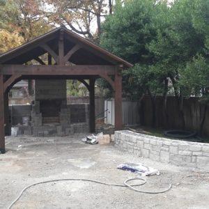 Outdoor Pavilions & Pergola Builders