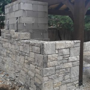 Stone Fireplace Builder in Tulsa OK