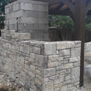 Stone Fireplace Builder in Tulsa OK