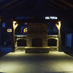 Tulsa Fireplace Fire Pit