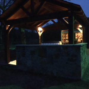 Outdoor Pavilions and Pergola builders