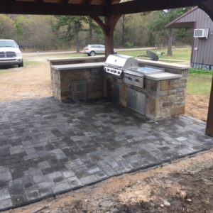 Outdoor Stone Kitchen Company