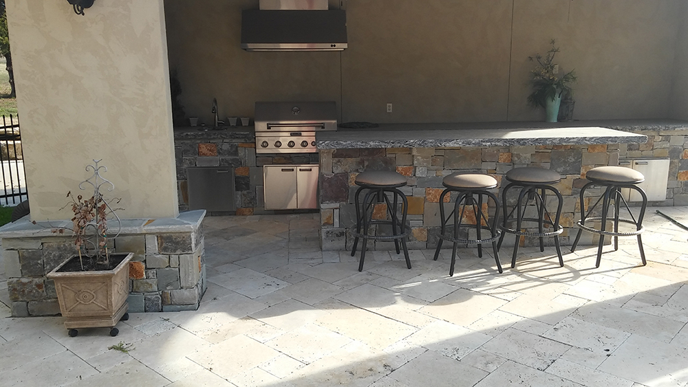 Stone Paver Patios Everything Outdoors Of Tulsa