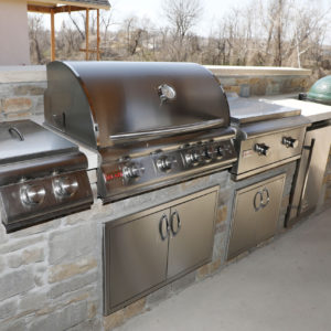 Outdoor Kitchen Builders Tulsa