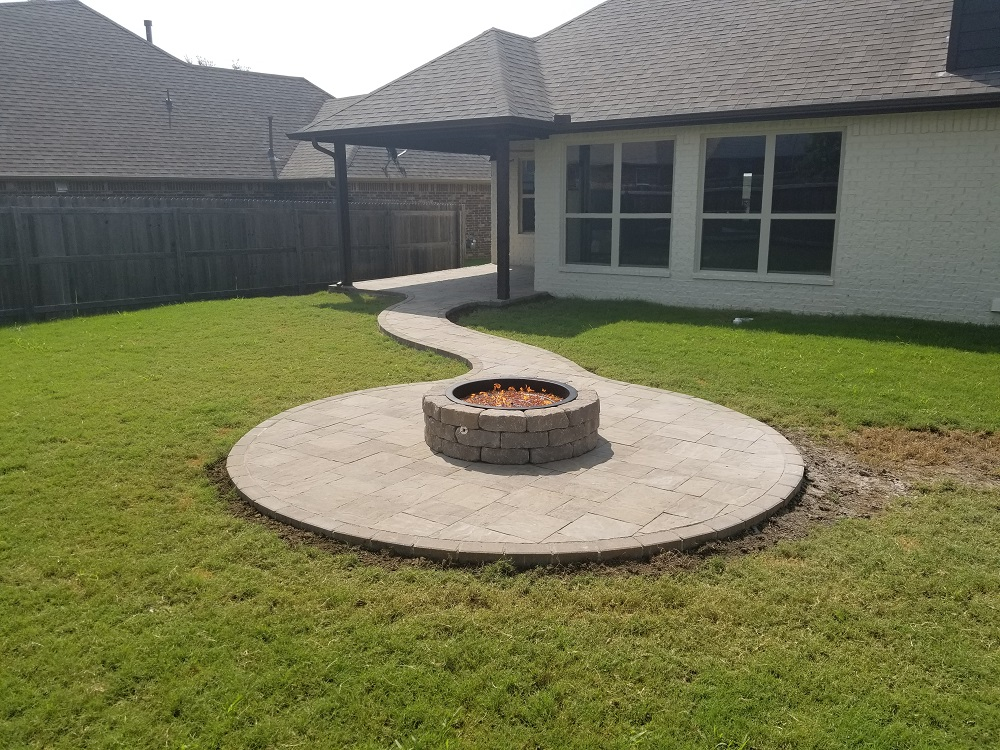 Everything Outdoors Fireplaces And Fire Pits Landscaping