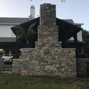 Stone Masonry Stone Fireplaces Tulsa