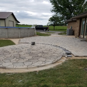 Broken Arrow Paver Patio Company