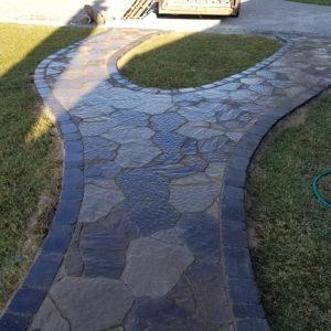 Outdoor walkways and patios Broken Arrow Oklahoma