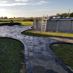 Paver Patio Installation Tulsa Oklahoma