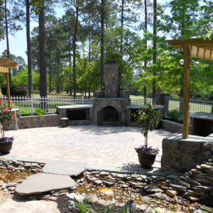 Landscaping Design & Installation Jenks, OK