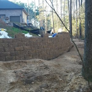 Retaining Wall Contractor Near Me