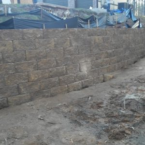 Retaining Wall Contractor Tulsa Oklahoma