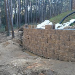 Retaining Walls Broken Arrow Oklahoma
