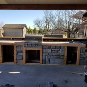 Outdoor Kitchen Contractor Near Me Tulsa