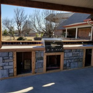 Outdoor Kitchen Installers Near Me Tulsa