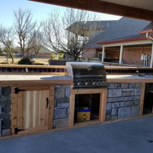 Outdoor Kitchens Tulsa OK
