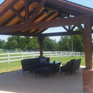 Outdoor Covered Patios Tulsa OK