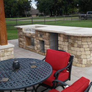 Outdoor Kitchen Installers in Tulsa and Owasso OK