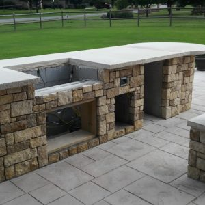 Outdoor Kitchens Tulsa Oklahoma