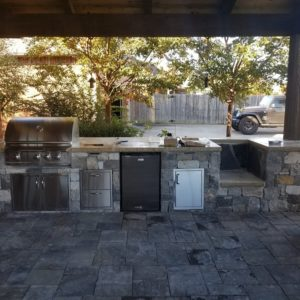 Outdoor Kitchen Installation Near Me