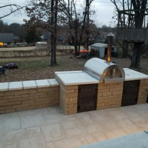 Outdoor Kitchen Builders and Installation Jenks OK