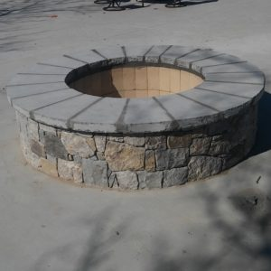 Fire Pit Installers Broken Arrow OK