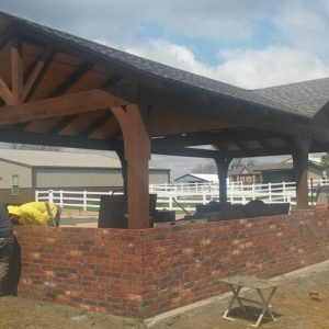 Broken Arrow Pergola and Pavilion Builders