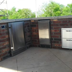Outdoor BBQ Builder Tulsa OK