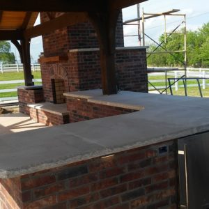 Outdoor Fireplaces and Kitchens Broken Arrow OK
