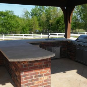 Outdoor Kitchen Contractor Tulsa OK
