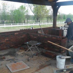 Outdoor Kitchen Contractors in Broken Arrow OK