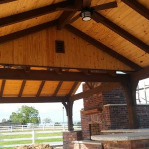 Outdoor Pavilion Builder Tulsa and Broken Arrow OK