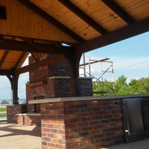 Outdoor Pergola and Pavilions Tulsa OK