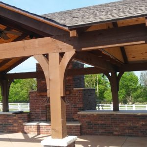 Pavilion and Pergola Installation Tulsa and Jenks OK