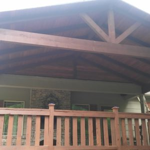 Cedar Deck Contractors Broken Arrow OK