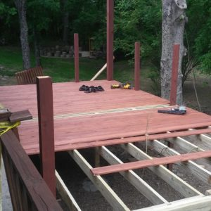 Deck Builders Tulsa OK