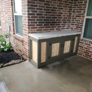 Landscaping contractor Collinsville OK