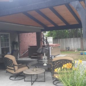 Outdoor Pavilion Builders in Tulsa OK
