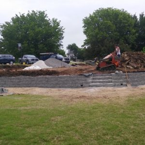 Retaining Wall Contractor Tulsa