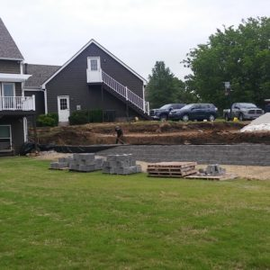Retaining Wall Installation Tulsa OK