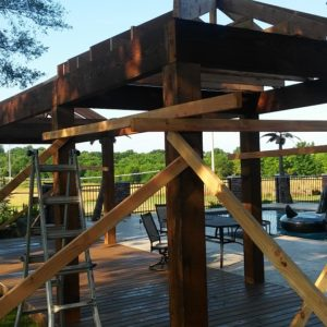 Outdoor Living and Attached Patio Cover Tulsa