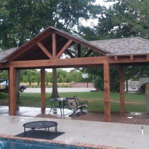 Pergolas and Pavilions Tulsa OK