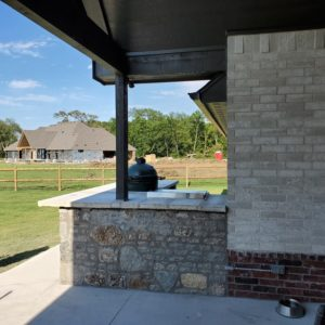 Outdoor Kitchen Installers Tulsa and Broken Arrow OK